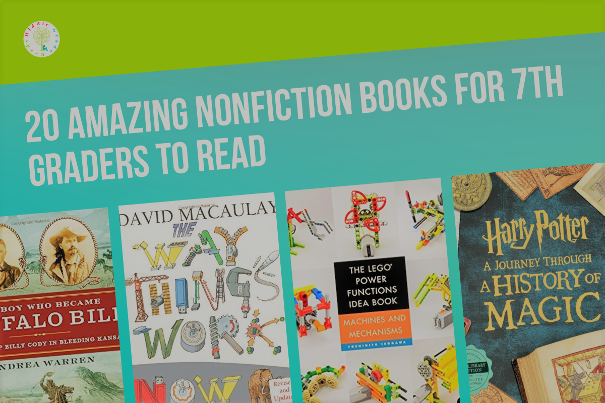 Good Nonfiction Books for 7th Graders