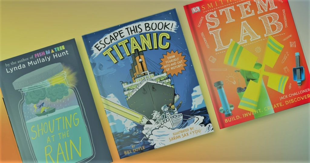 Summer Reading Books Middle Graders
