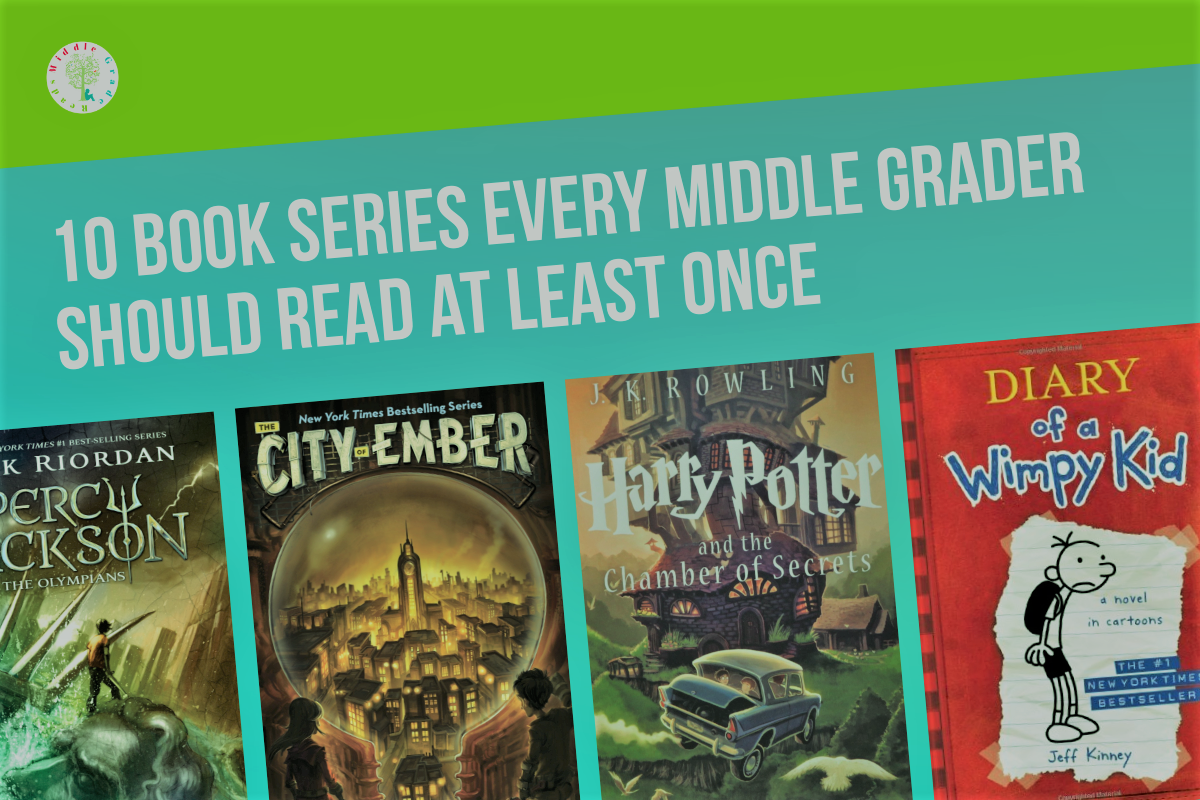 10 Must Read Middle Grade Book Series