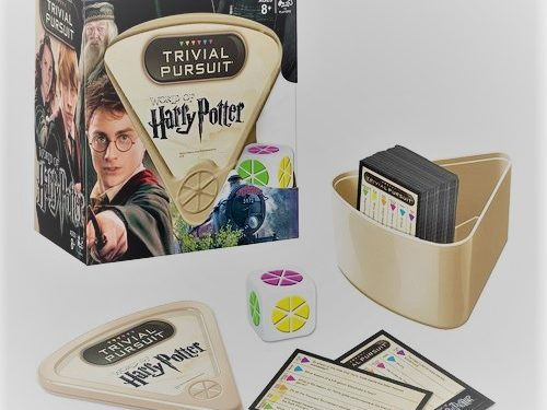 Harry Potter Merchandise Gift Ideas